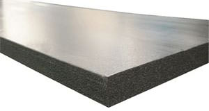 SilverGlo™ crawl space wall insulation available in Basalt