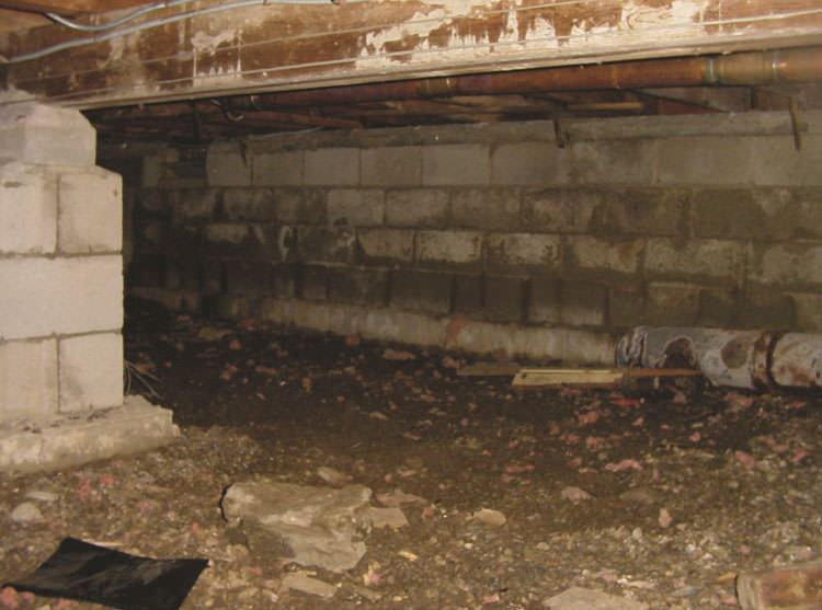 Mold damage crawl spaces how mold affects colorado homes rotting decaying crawl space wood damaged over time in frisco solutioingenieria Gallery